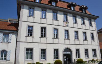 Hôtel Communal – Saint-Blaise